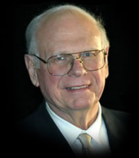 Former Canadian Minister of Defense, Paul Hellyer